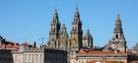 Santiagos ståtliga katedral