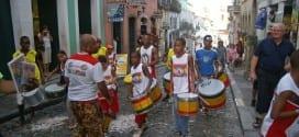 resa till brasilien