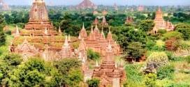 Resa till Burma