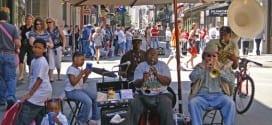 Jazzens stad - New Orleans