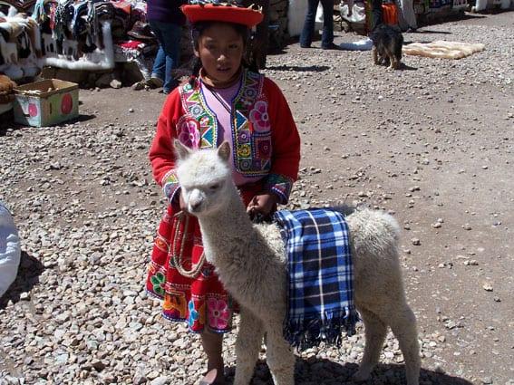Resa till Sydamerika
