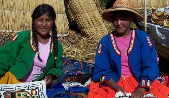 Resa till Peru