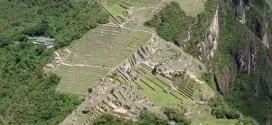 Inkaindianernas Machu Picchu är en upplevelse man aldrig glömmer