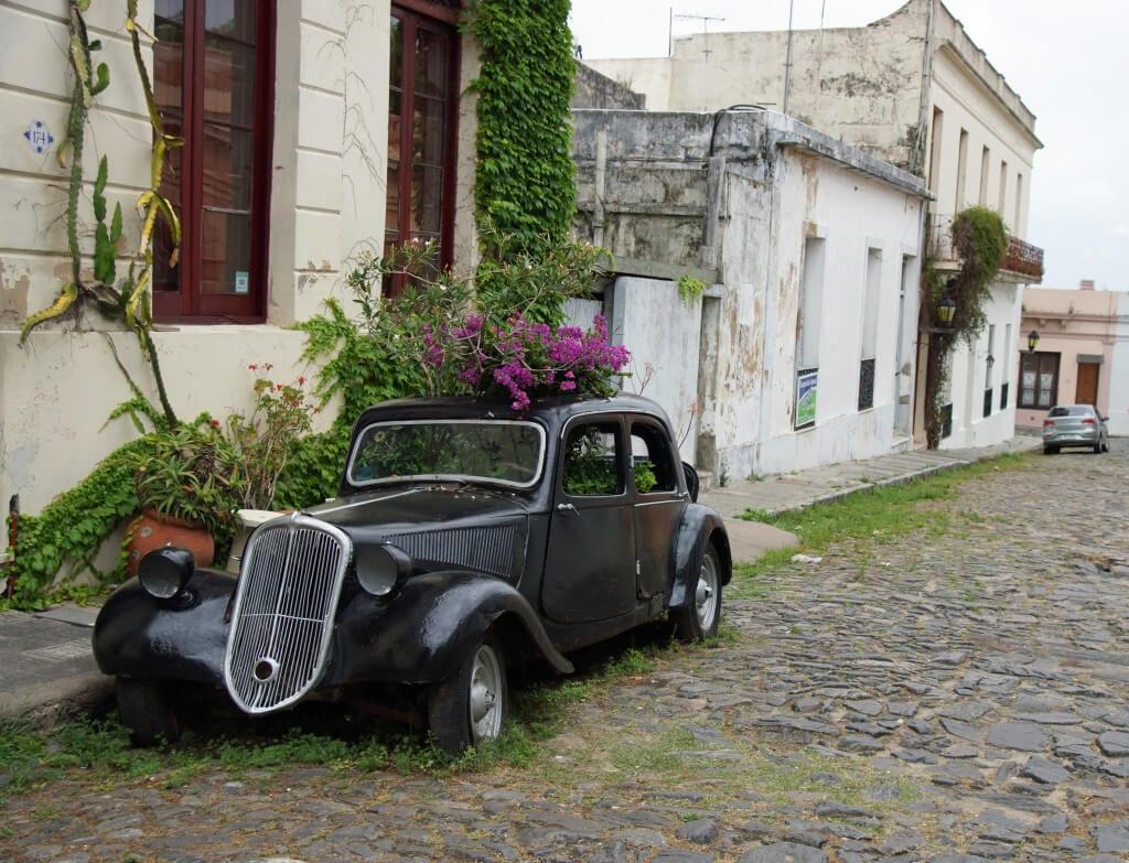 Resa till Uruguay
