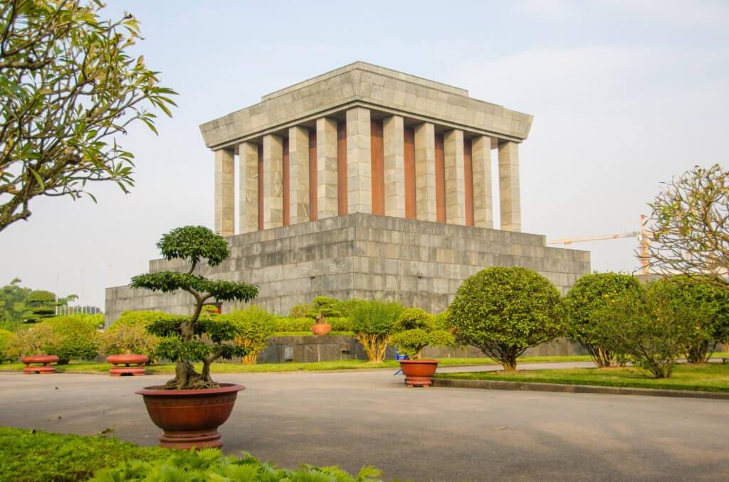 Resa till Vietnam och Kambodja