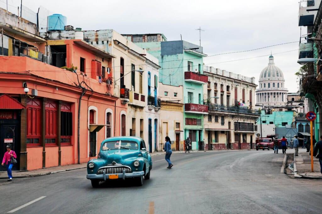 Resa till Kuba