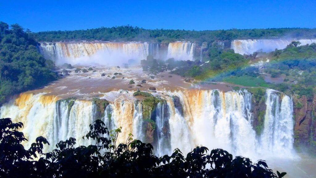 resa till argentina