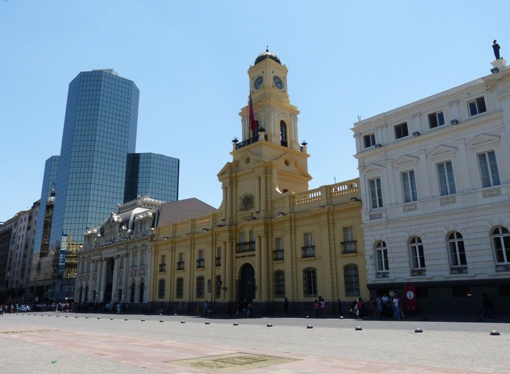 resa till Chile