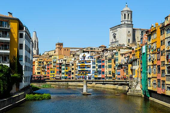 Resa till Spanien