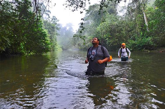 Resa i Mayaindianernas fotspår
